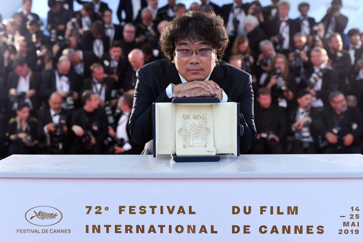 Cannes 2019: Parasite de Bong Joon-ho gana la Palme d'Or