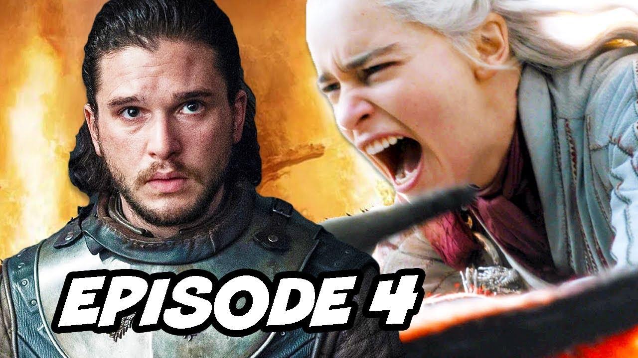 Game of Thrones (8x04): los momentos más impactantes de The Last of the Starks de HBO