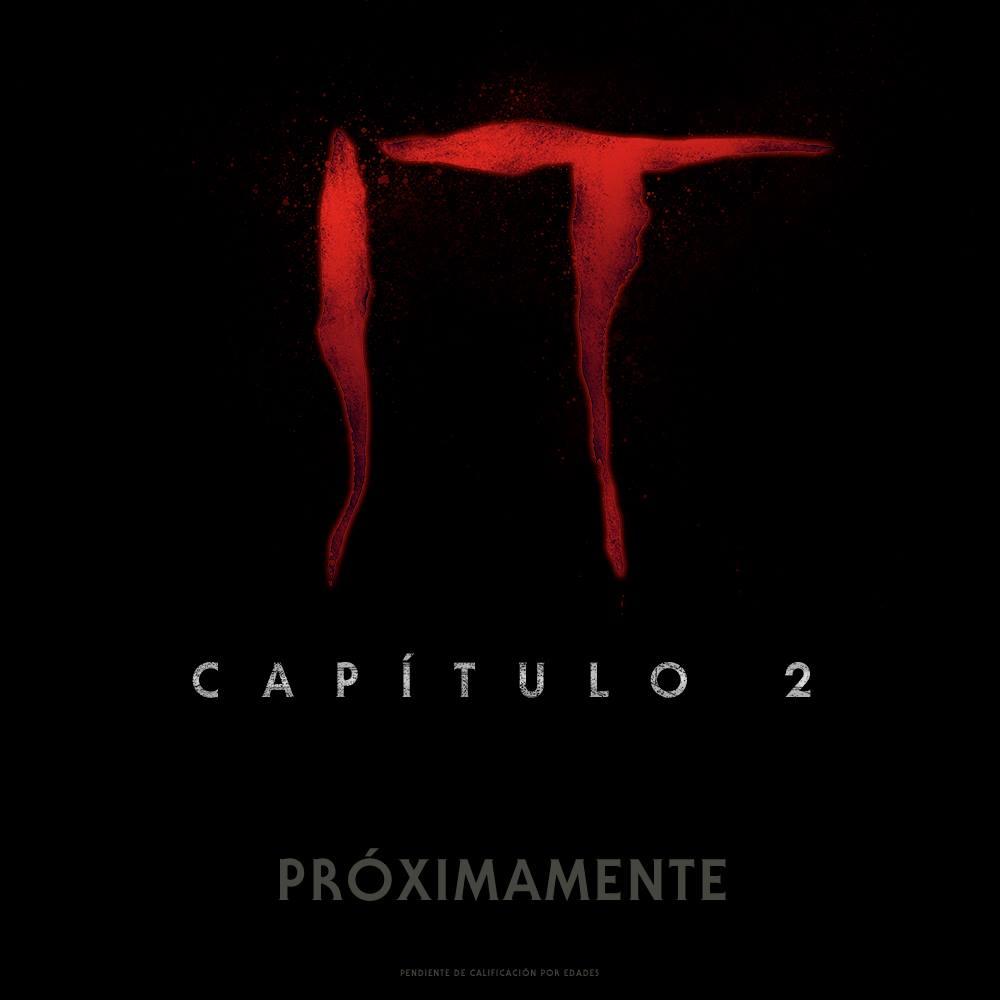 IT: Chapter Two revela escalofriante teaser tráiler y póster oficial vía WB