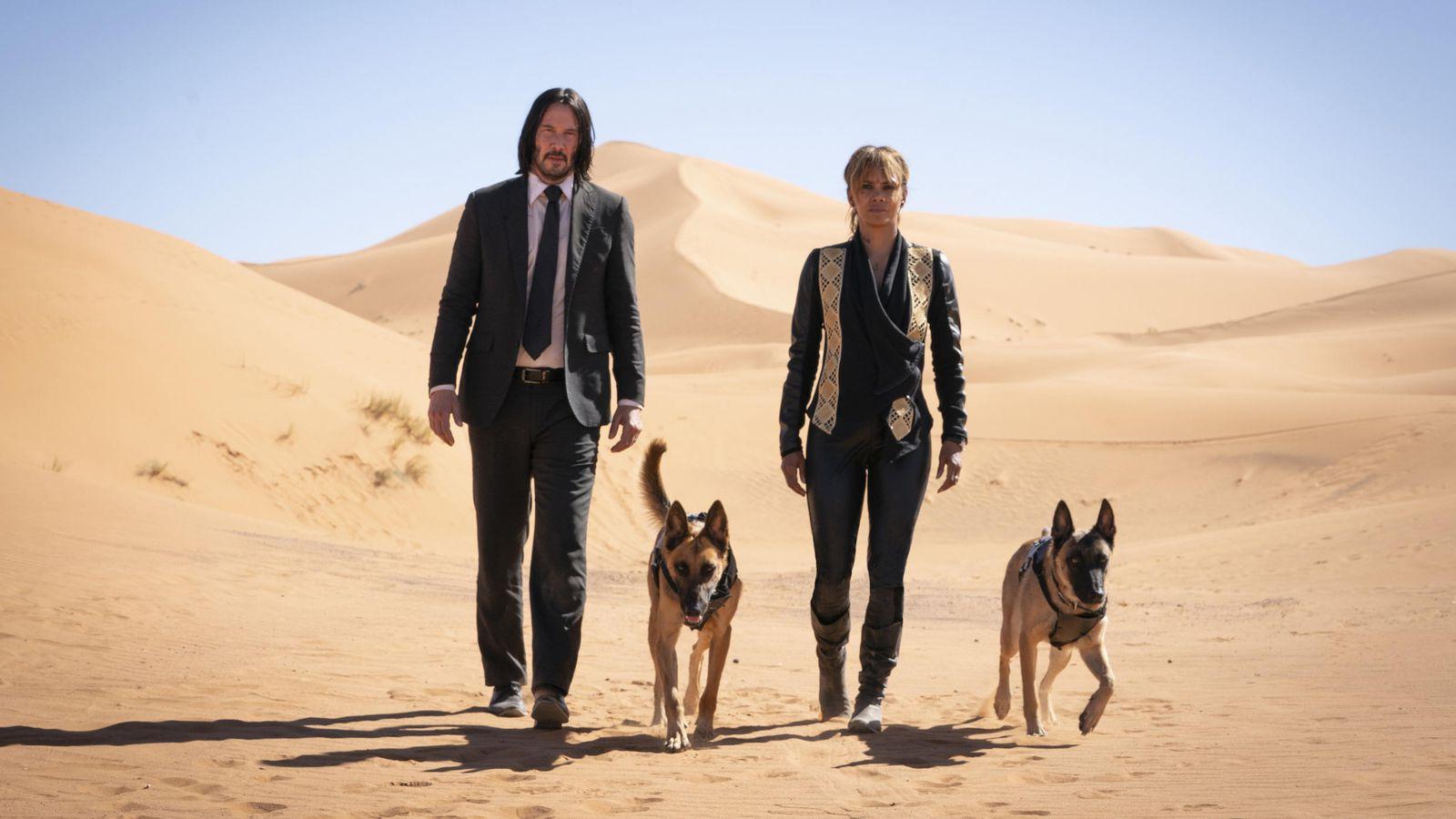 John Wick: Chapter 3 coronada como la más taquillera de la saga de acción de Lionsgate