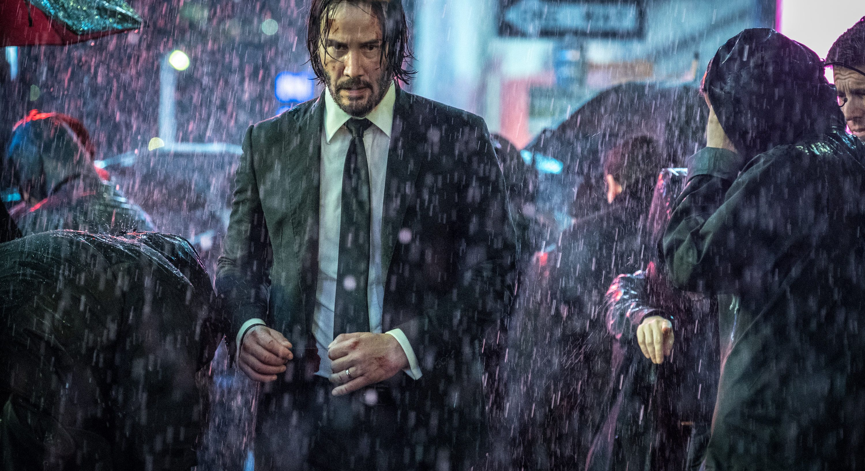 Lionsgate confirma John Wick: Chapter 4 para 2021 con Keanu Reeves