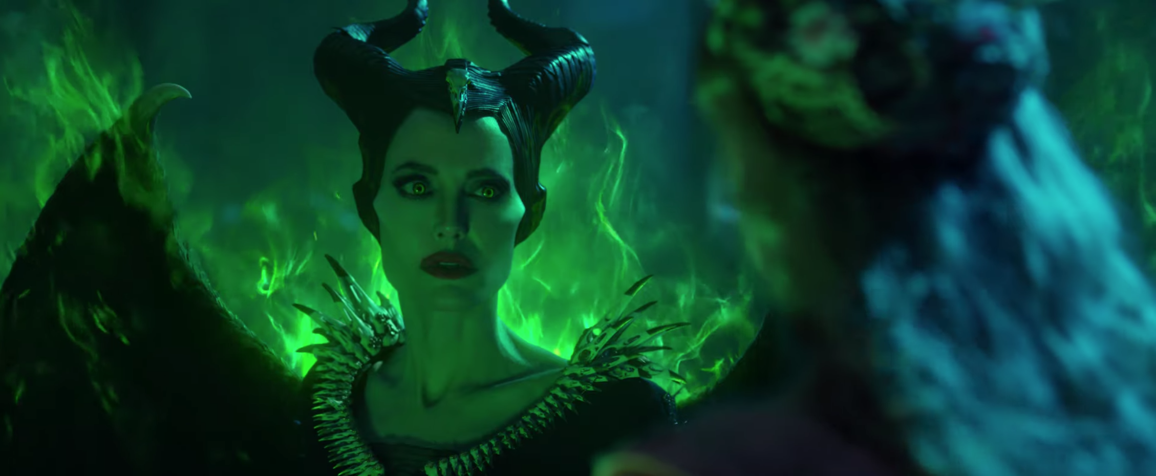 Disney Libera Primer Trailer De Maleficent Mistress Of Evil
