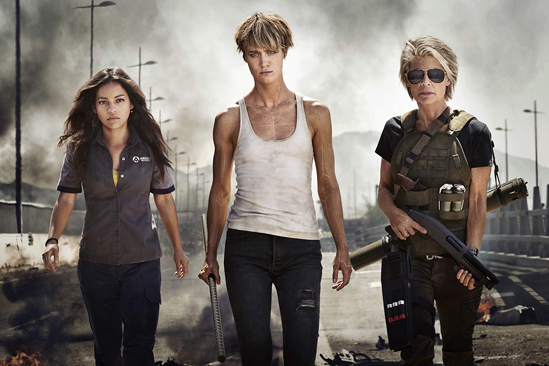 Terminator: Dark Fate libera sensacional primer teaser tráiler