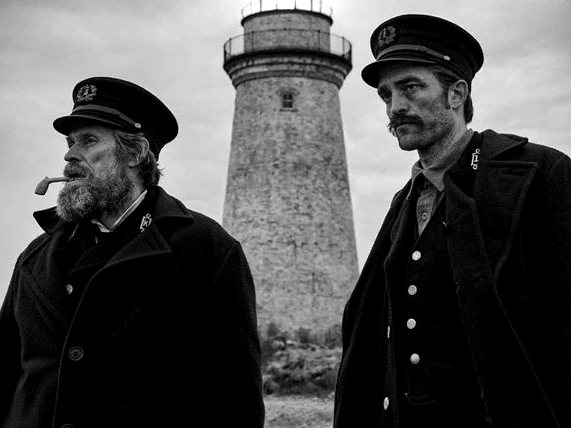 The Lighthouse de Robert Eggers brilla en Cannes; Robert Pattinson deslumbra a la crítica