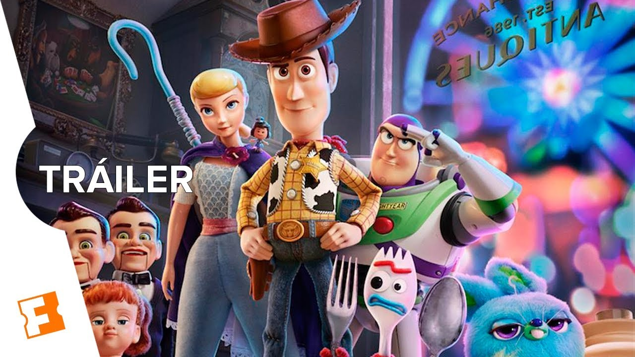 Toy Story 4 anticipa una aventura memorable en último tráiler