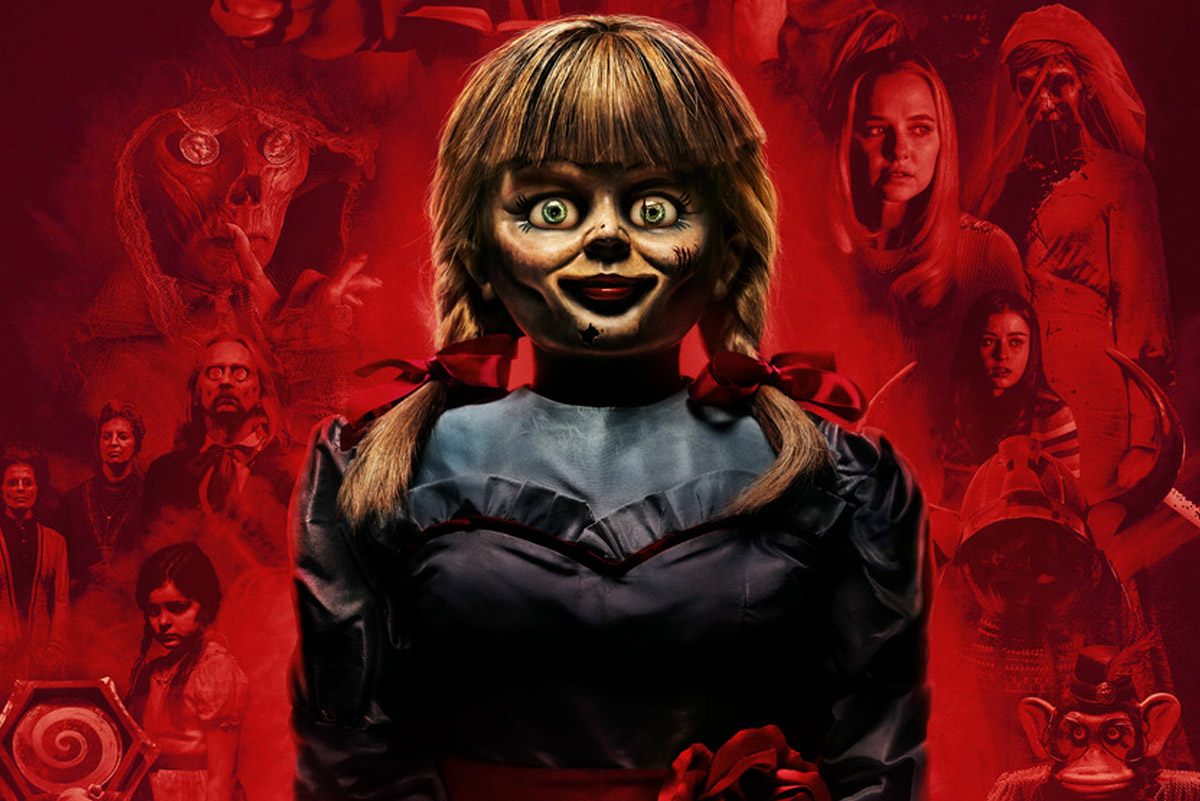 Annabelle Comes Home supera los $200 mdd en taquilla mundial