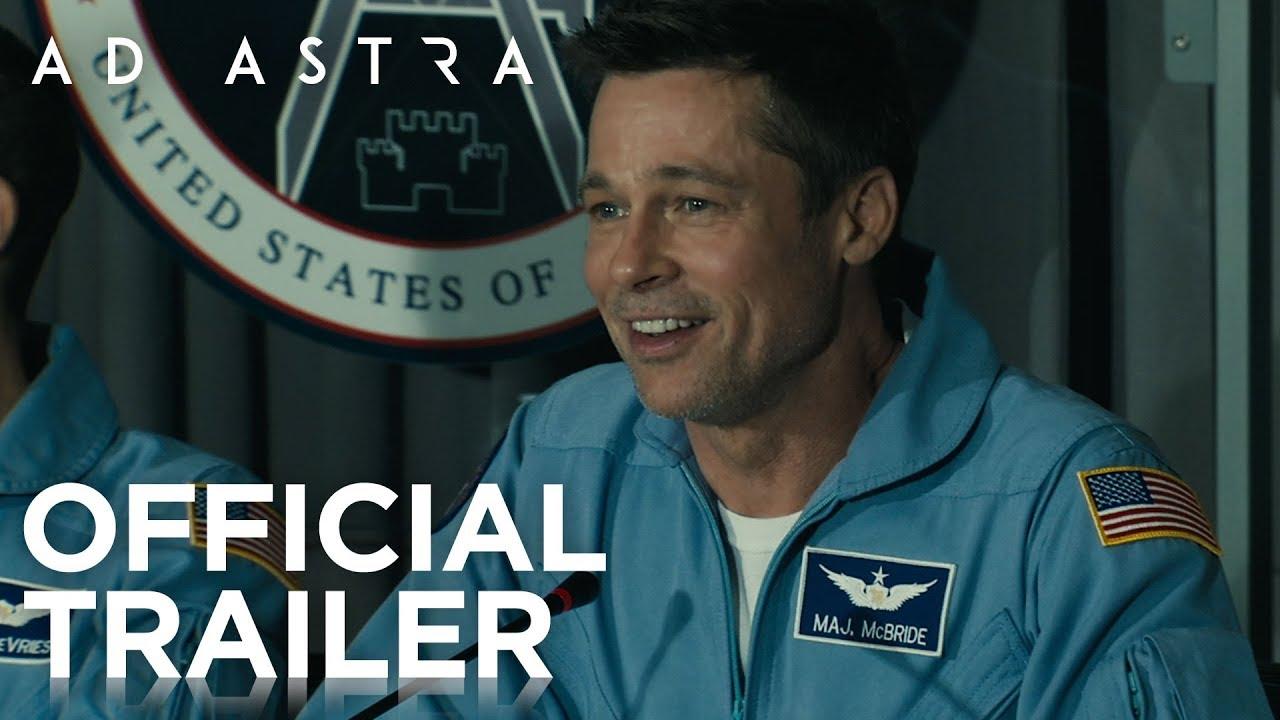 Primer tráiler de la ciencia ficción Ad Astra envía a Brad Pitt al espacio