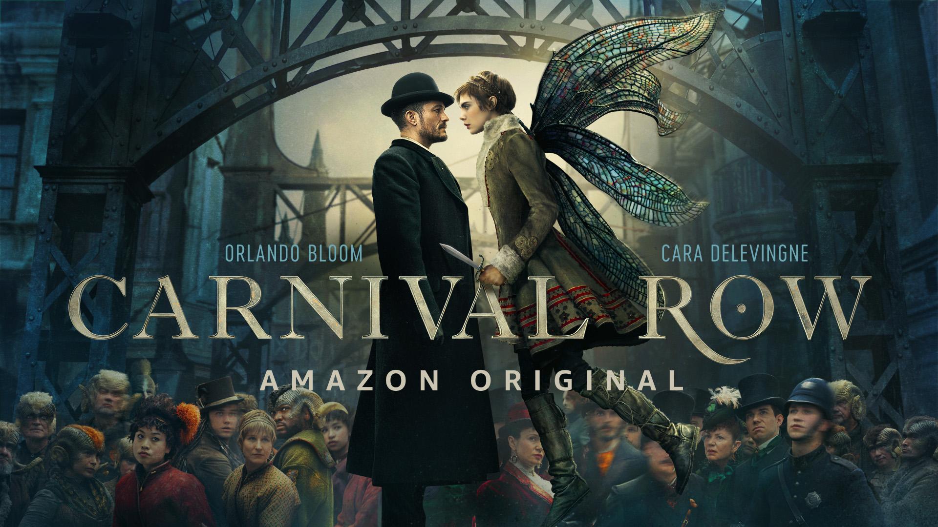 La serie de fantasía Carnival Row de Amazon obtiene lanzamiento y teaser tráiler
