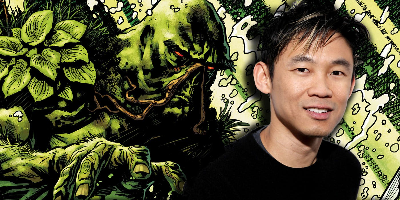 DC Universe cancela serie Swamp Thing de James Wan y Gary Dauberman