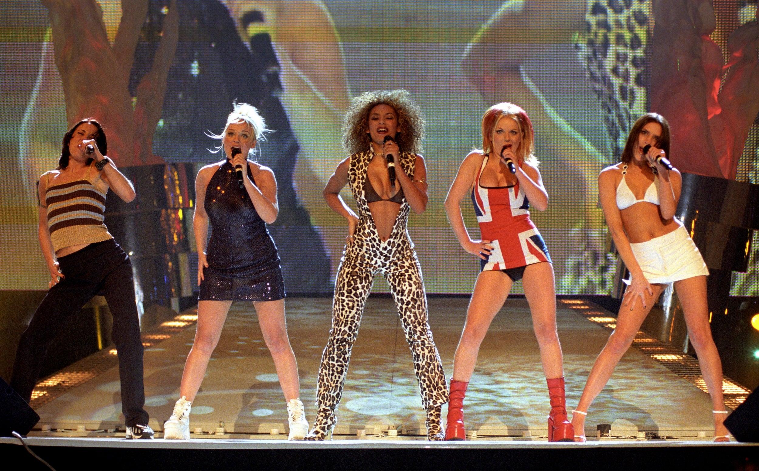 Paramount Animation desarrolla película animada de las Spice Girls