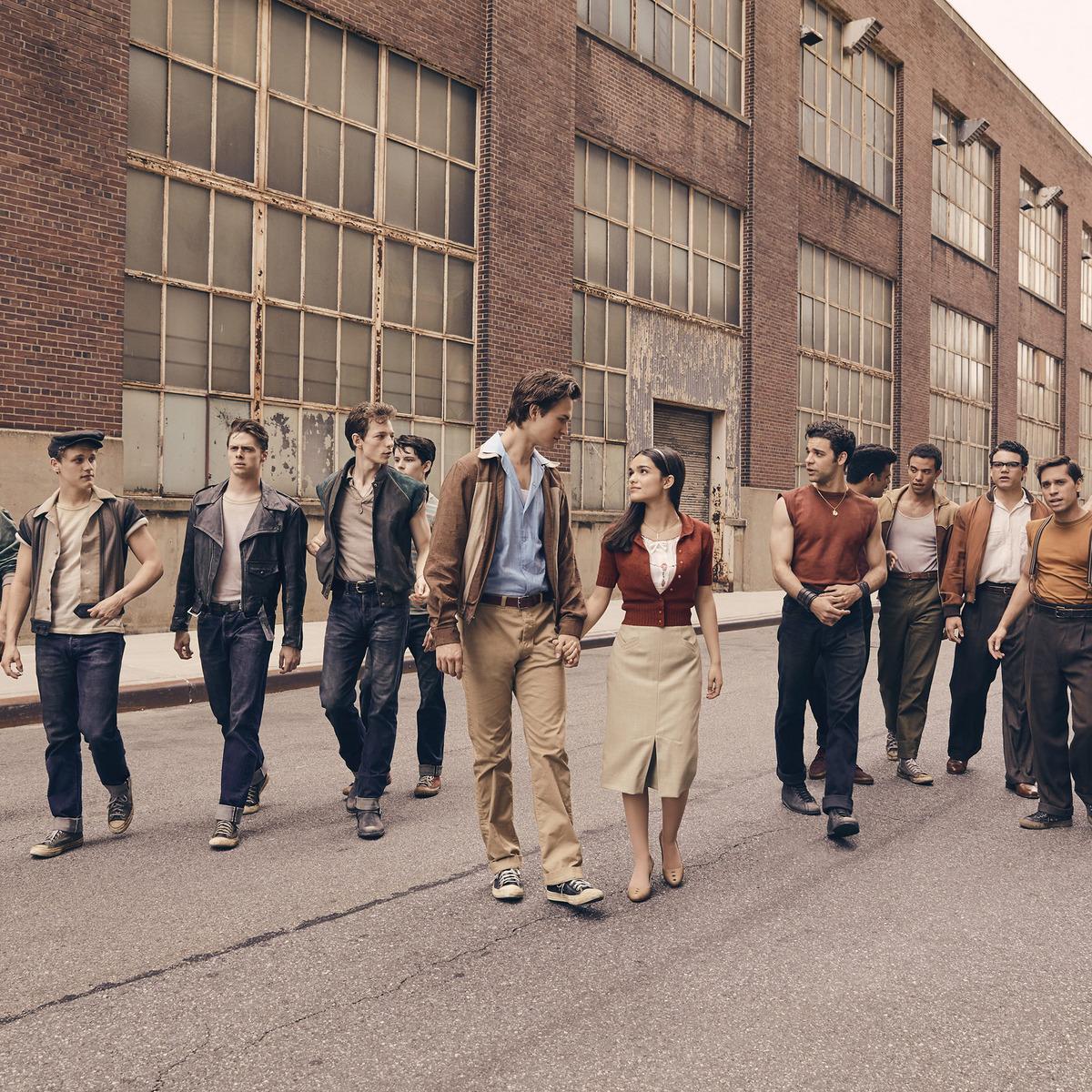 Primera imagen del remake West Side Story de Steven Spielberg y Fox