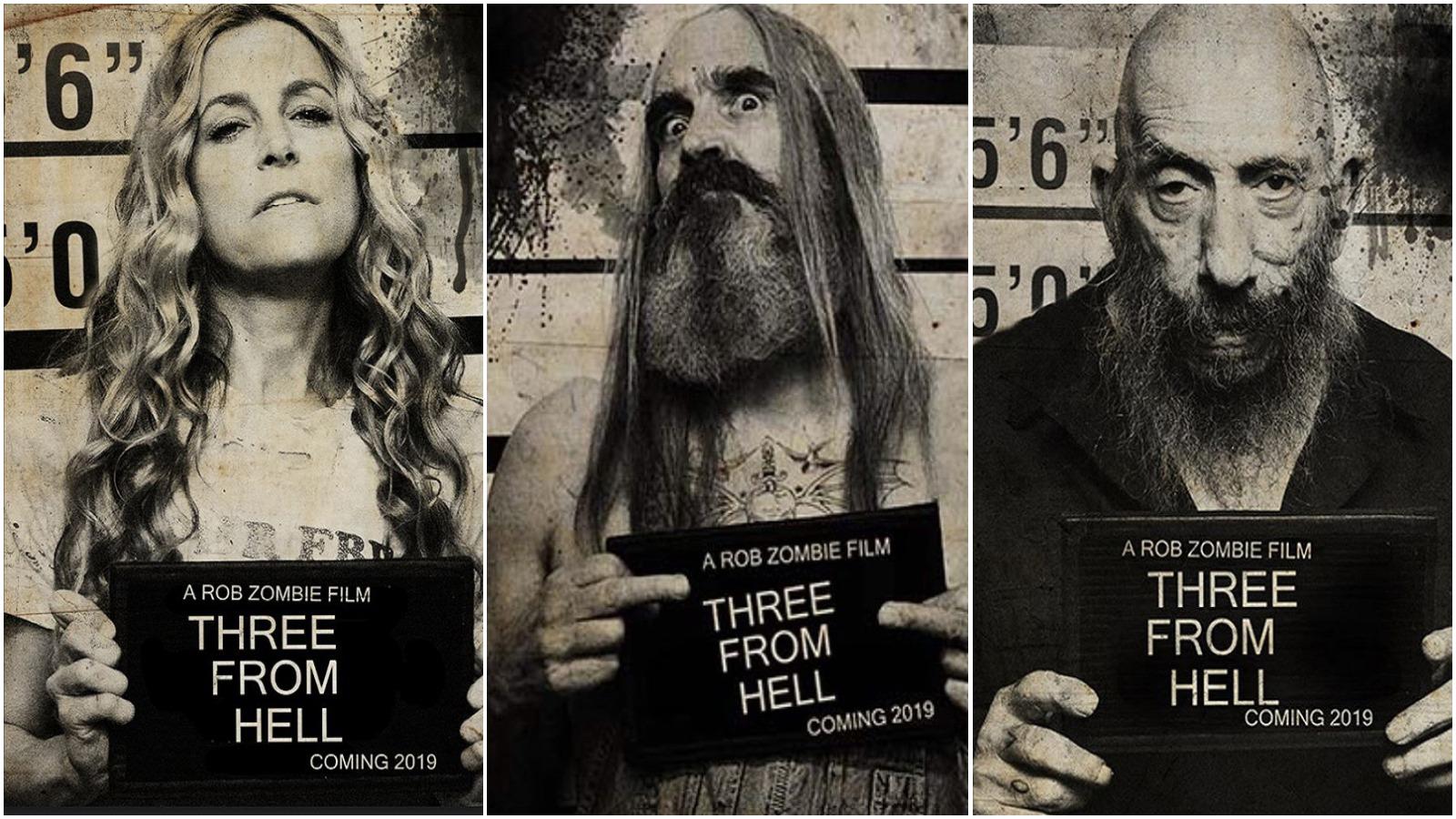 La secuela 3 From Hell de Rob Zombie libera primer tráiler completo