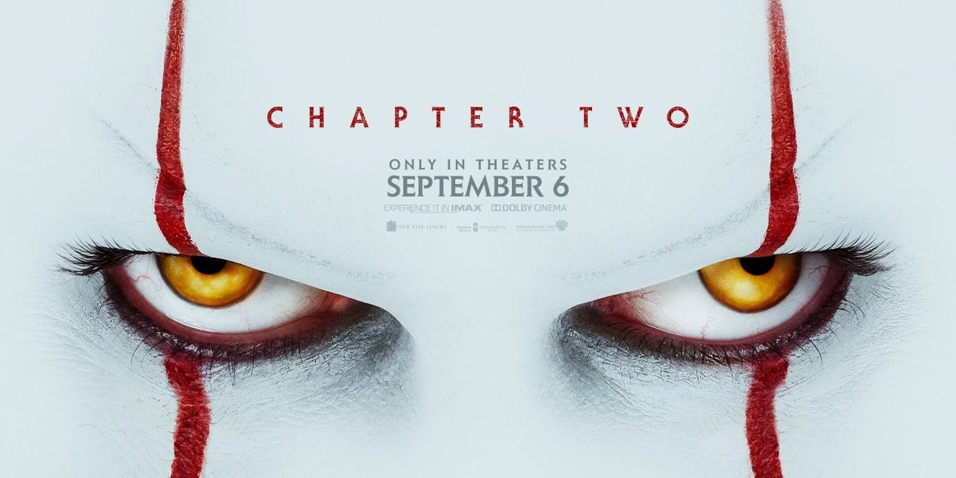 IT: Chapter Two revela fantástico tráiler completo y nuevo póster