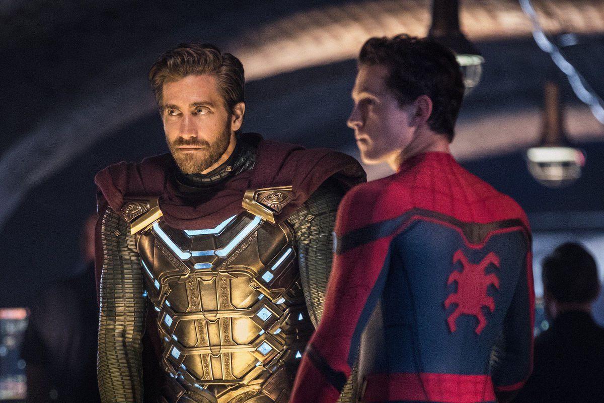 La idea original para Mysterio en Spider-Man: Far From Home