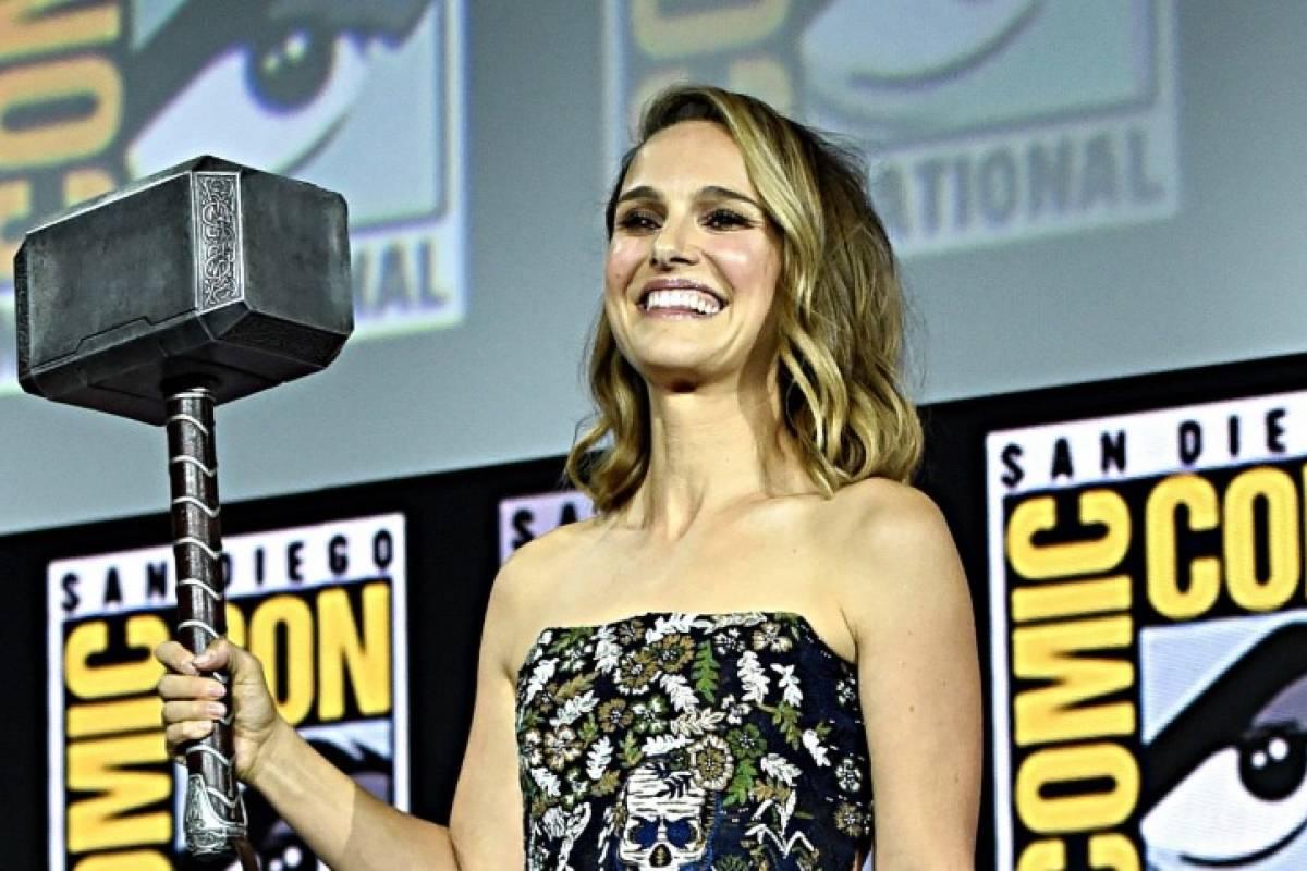 ¿Por qué ha vuelto Natalie Portman a Marvel Studios?