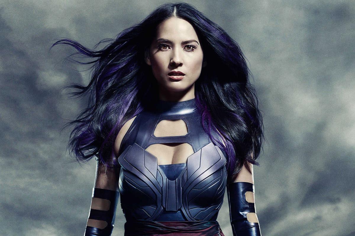 Olivia Munn carga duramente contra dos responsables de X-Men
