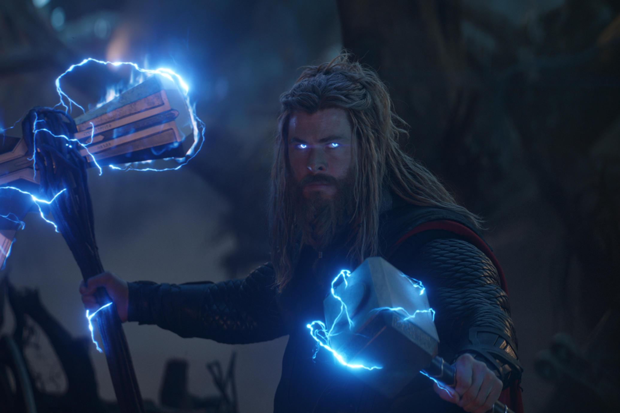 Thor 4: LGTBIQ+, Jane Foster como Thor y Guardianes 3