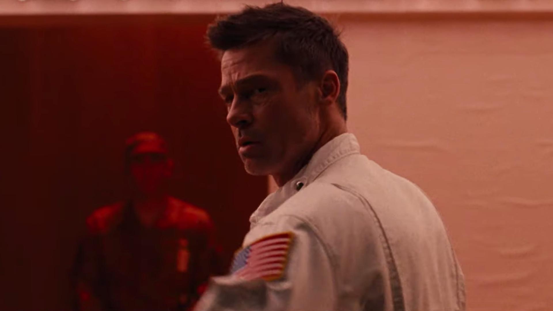 ¿Brad Pitt al Óscar? Ad Astra revela deslumbrante segundo tráiler oficial