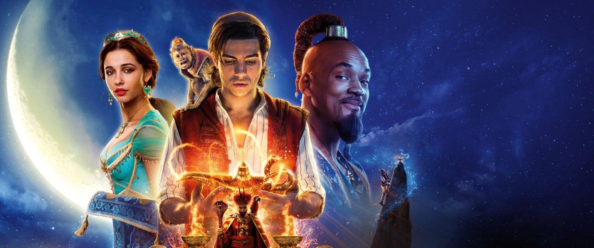 El live-action de Aladdin y Disney cruza los $900 mdd en taquilla global