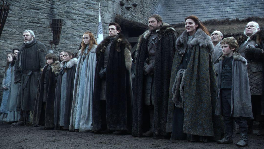 La precuela de Game of Thrones tendrá Starks, lobos, cien reinos, mamuts y más