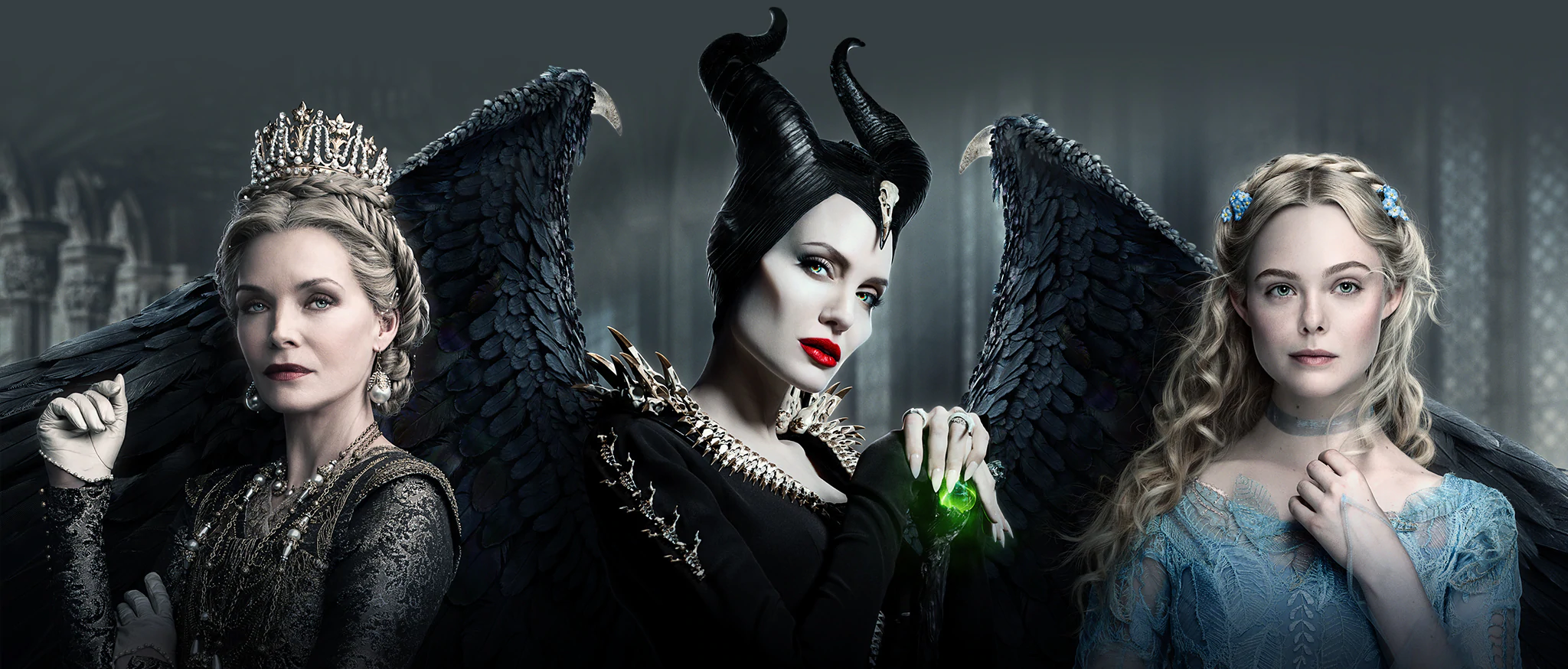 Maleficent Mistress Of Evil Revela Espectaculo Visual En