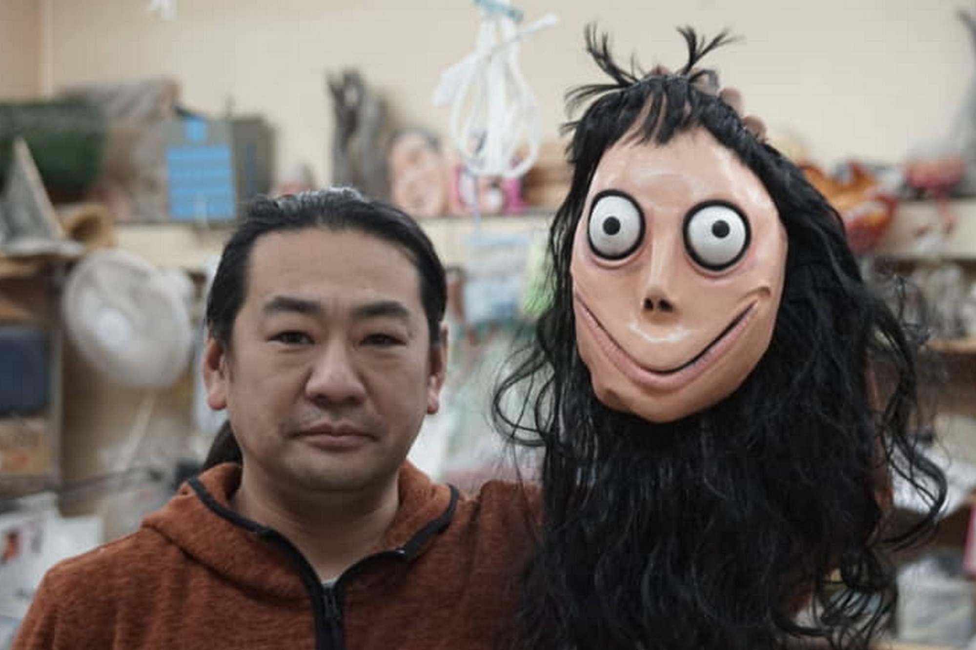 El Momo Challenge viral tendrá película de terror con productor de IT