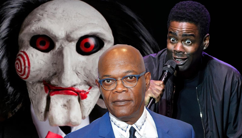 La nueva SAW de Lionsgate será protagonizada por Samuel L. Jackson y Chris Rock