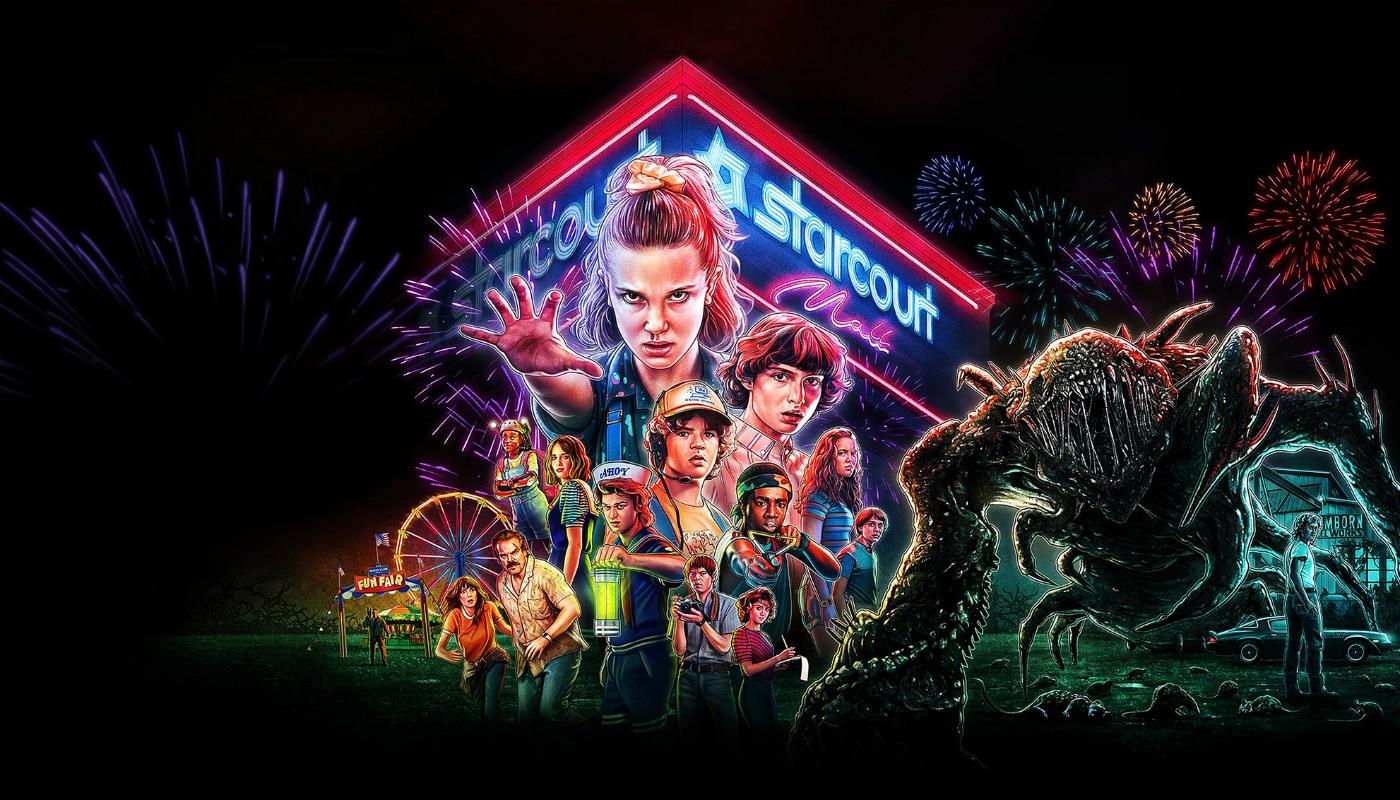 Stranger Things 3 destroza todos los récords de visualización de Netflix