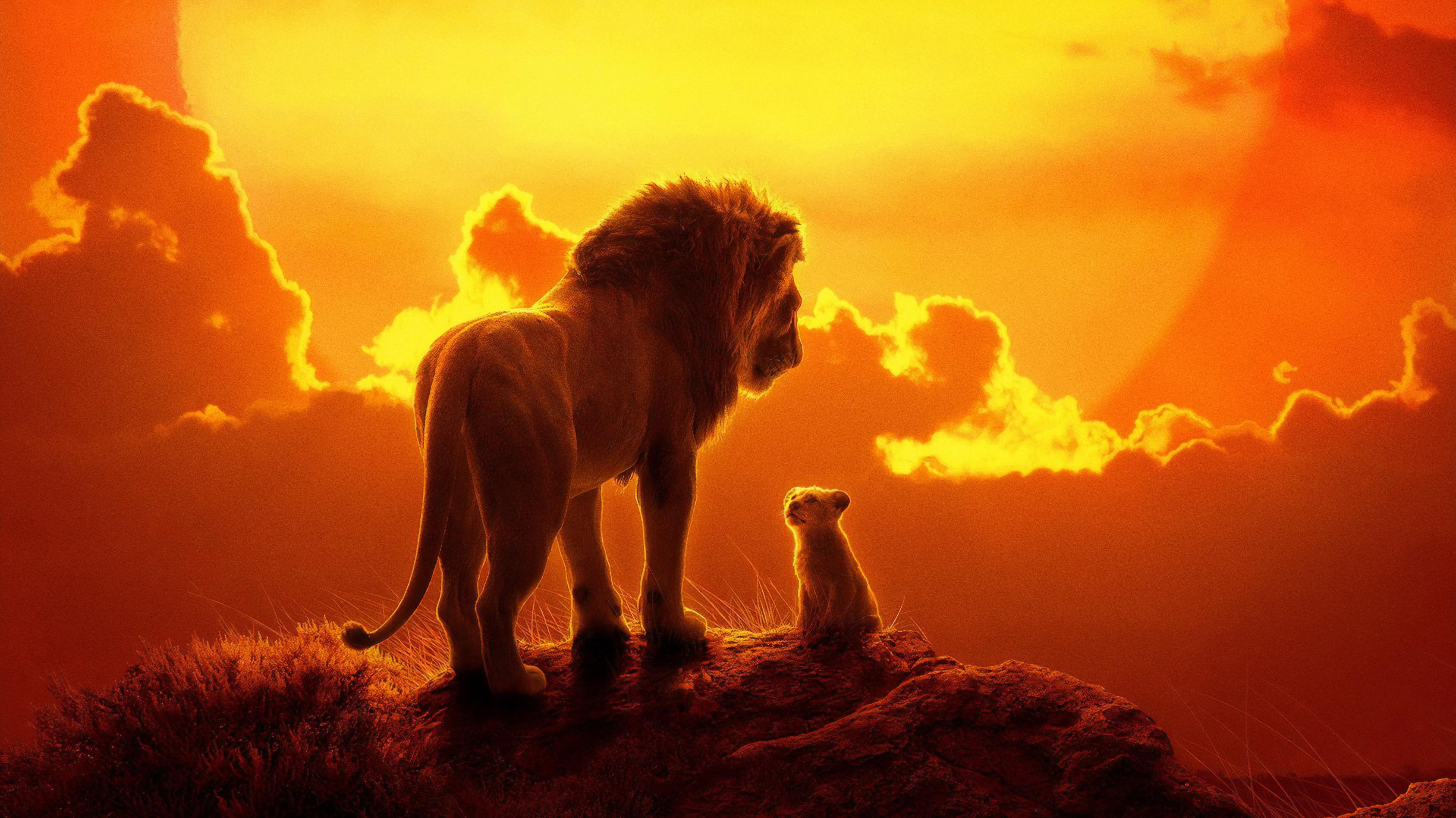 El live-action de El rey león domina taquilla en su estreno global