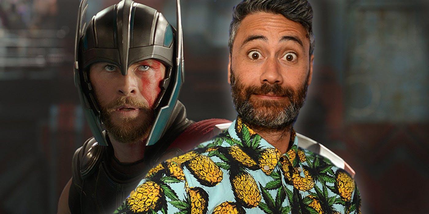 Thor 4 es oficial: Taika Waititi regresa a escribir y dirigir la secuela