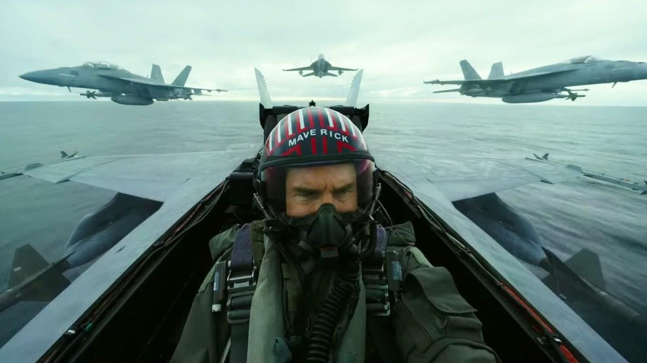 La secuela Top Gun: Maverick libera primer tráiler desde la SDCC 2019