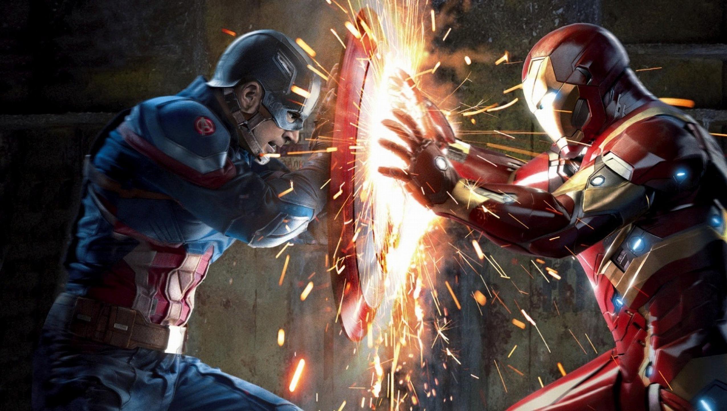 Así sería Capitán América: Civil War si fuera con calificación R