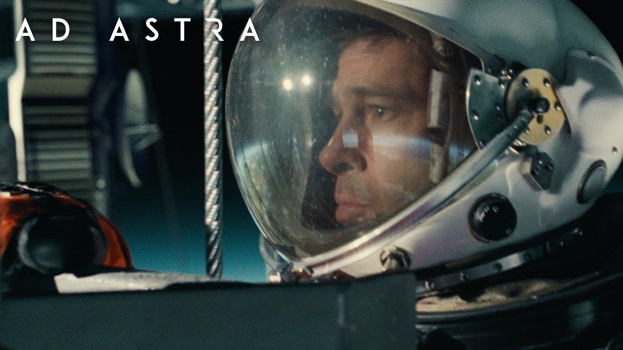 Ad Astra aventura a Brad Pitt al espacio en tráiler IMAX