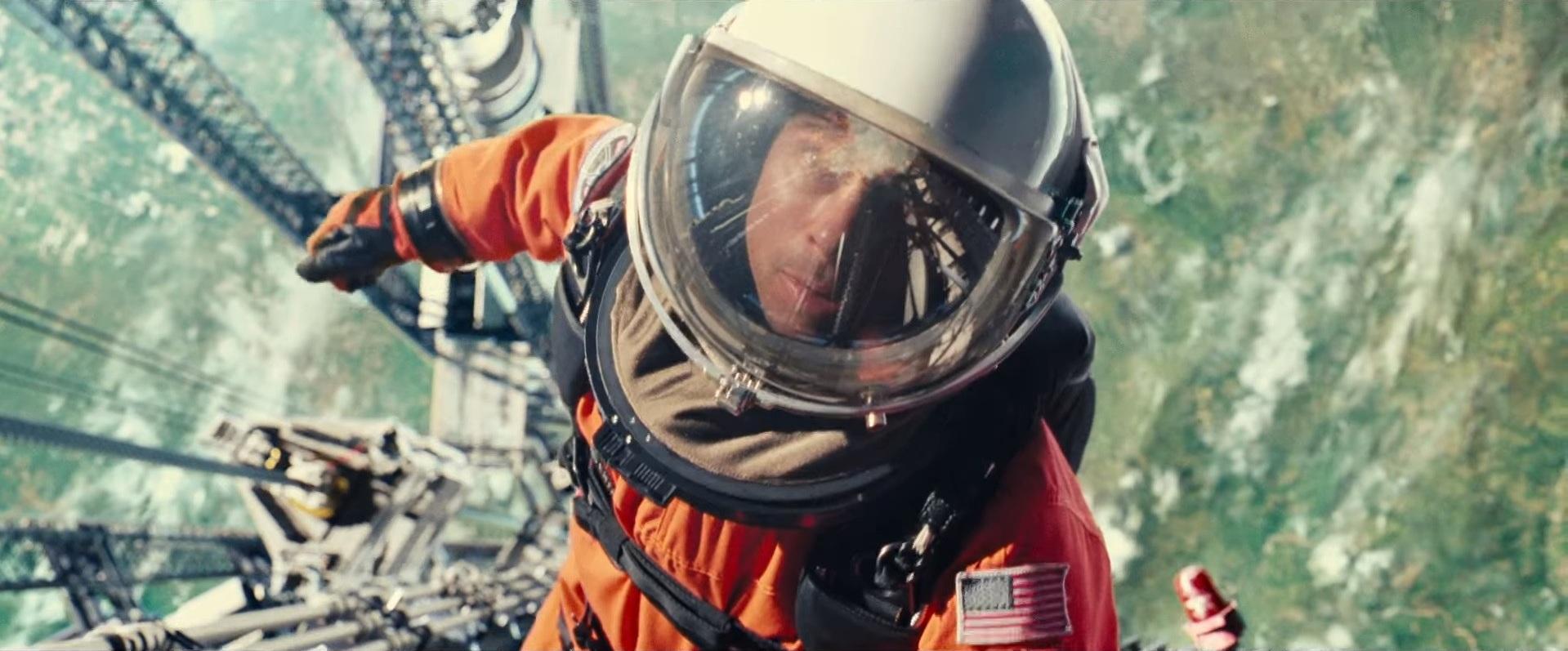 Ad Astra aventura a Brad Pitt al espacio en tráiler final IMAX