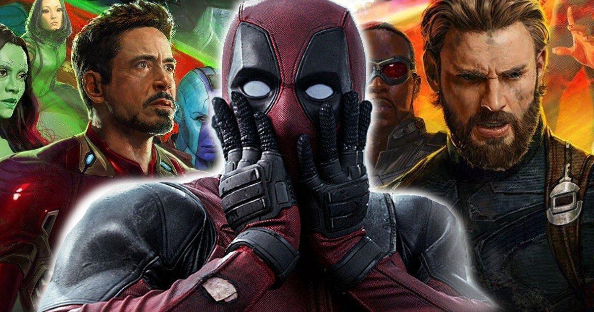 El antihéroe Deadpool debutaría en el MCU con Black Widow y Avengers 5