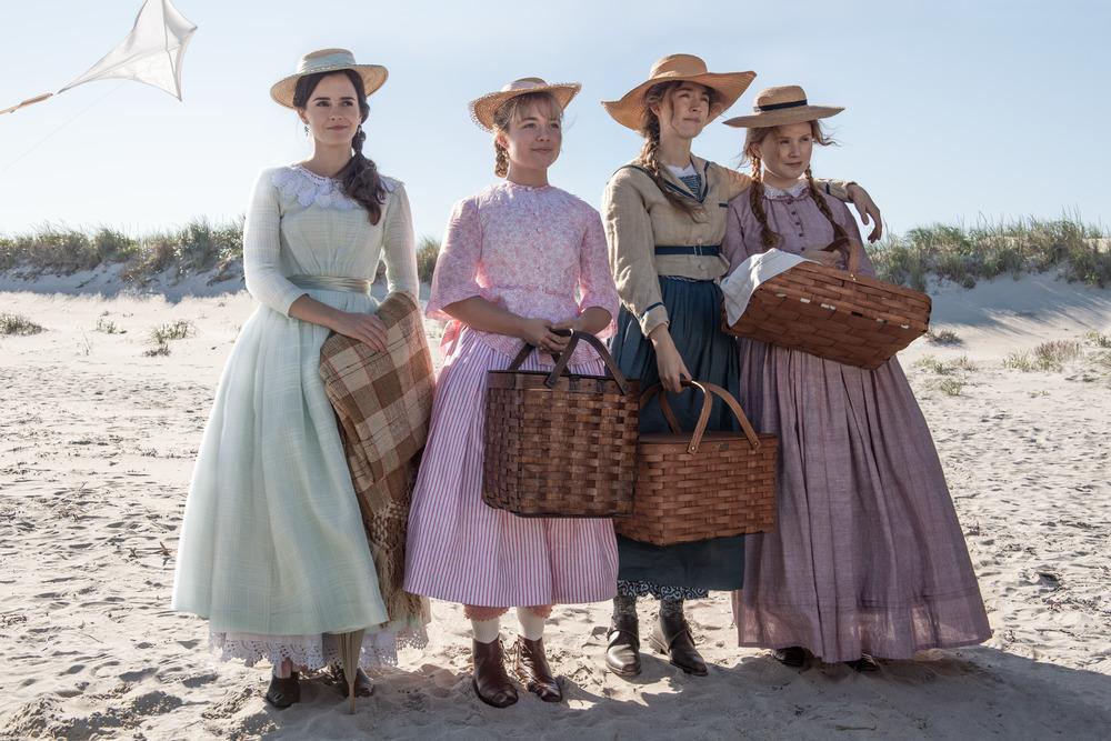 La adaptación Little Women de Greta Gerwig revela primer tráiler con elenco de lujo