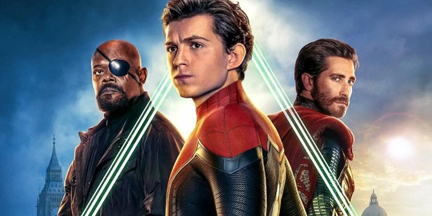 Spider-Man: Far From Home es la película más taquillera de Sony Pictures