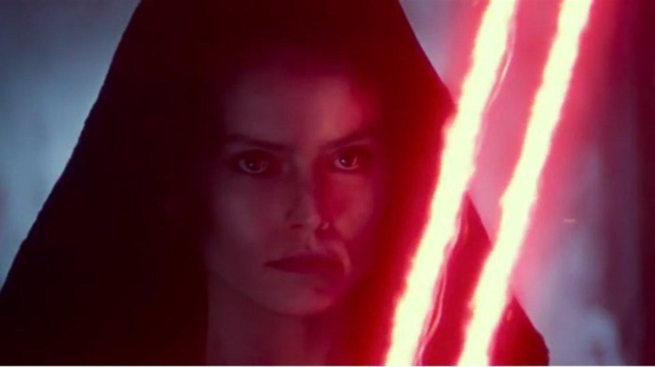 Star Wars: The Rise of Skywalker revela una 'Dark Rey' en emocionante nuevo tráiler