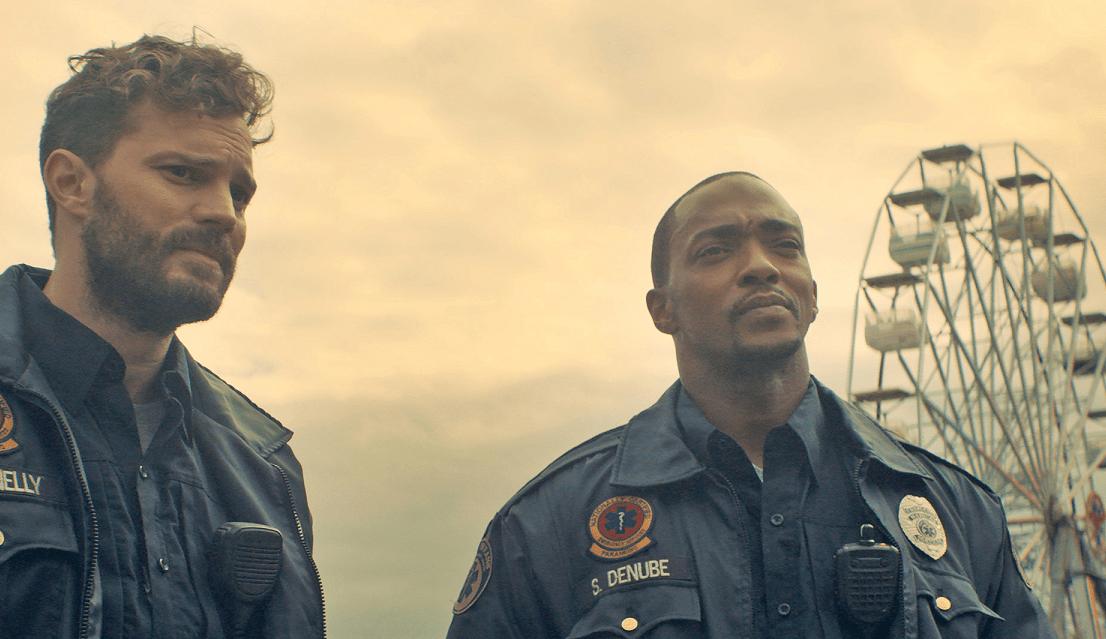 El thriller Synchronic de Justin Benson y Aaron Morhead revela primera imagen