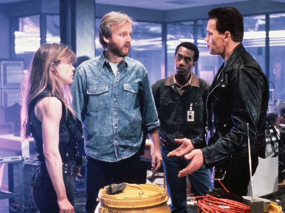 James Cameron planea nueva trilogía de Terminator