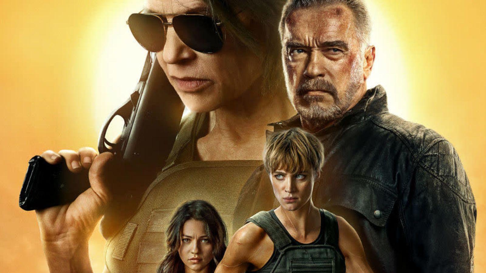 Terminator: Dark Fate emociona con tráiler repleto de acción