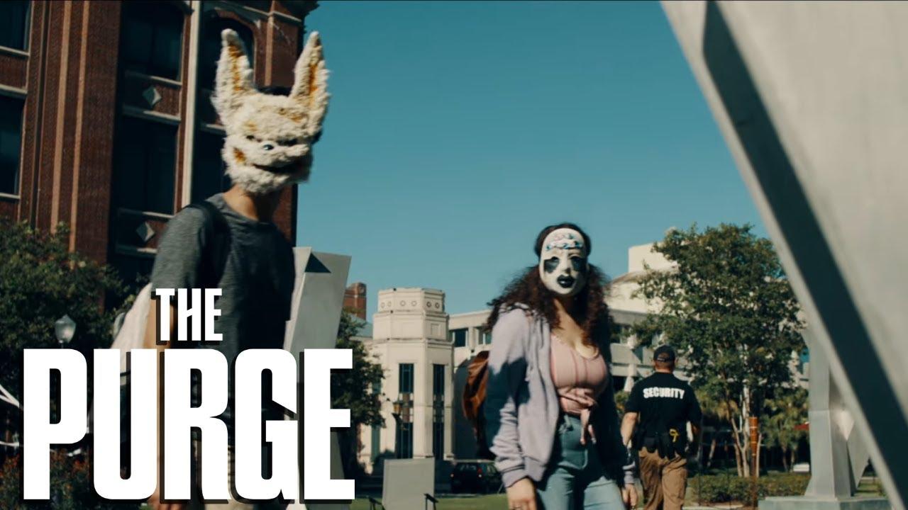 La serie The Purge libera teaser tráiler de segunda temporada
