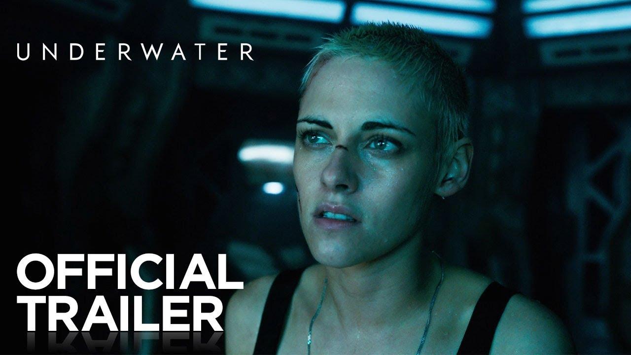 El tráiler del thriller Underwater despierta caos (y monstruos) bajo el agua
