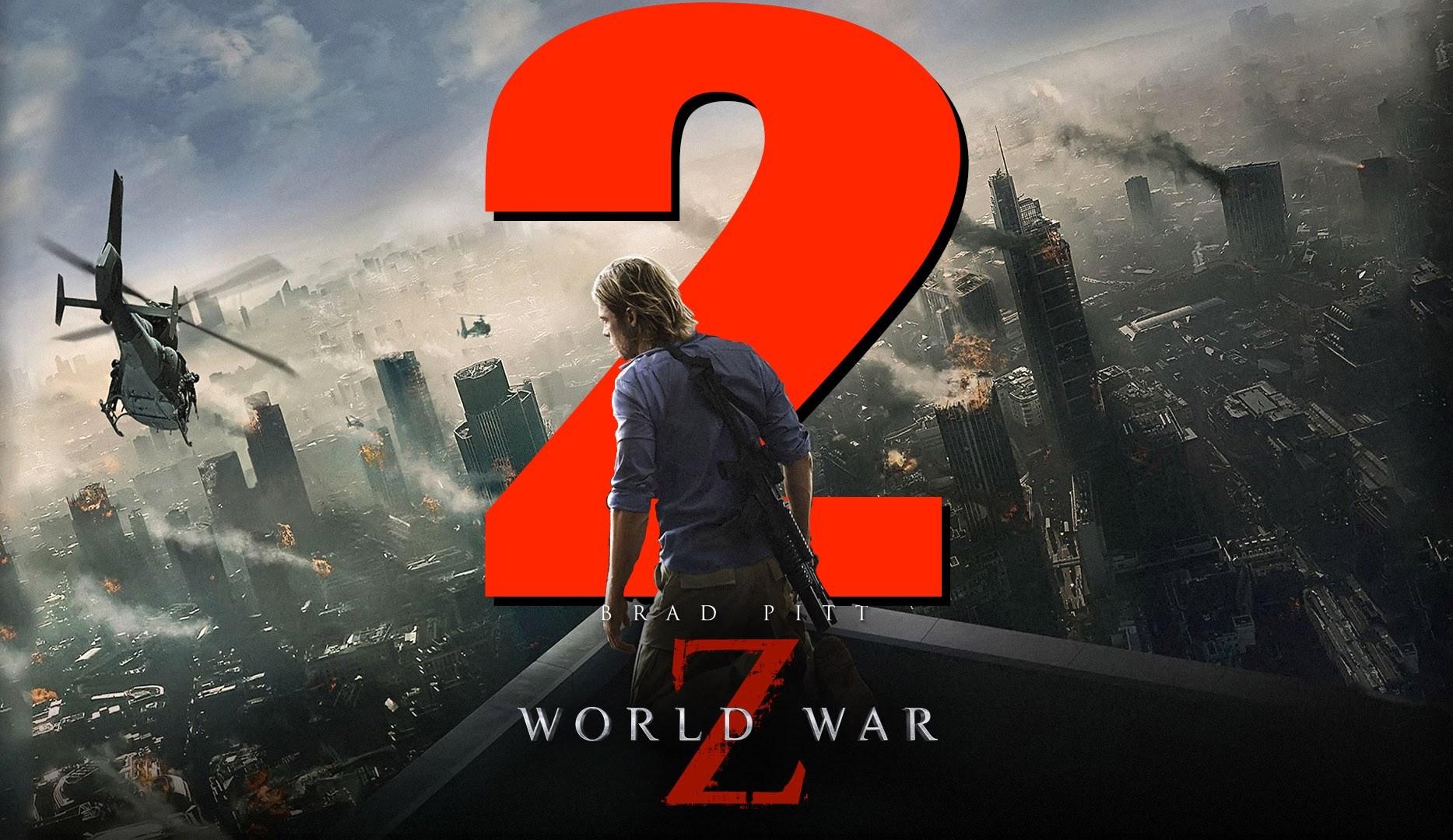 Así iba a ser la secuela de Guerra Mundial Z