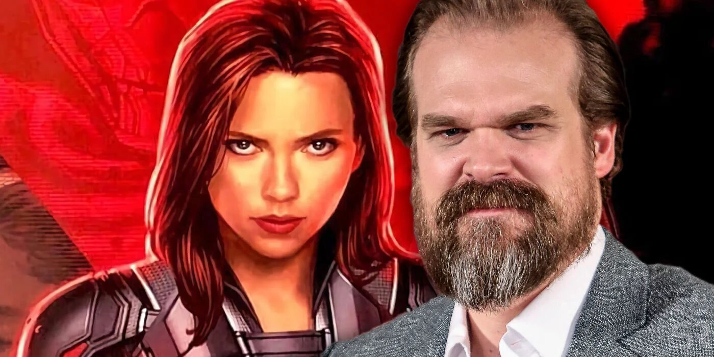 David Harbour como Guardián Rojo