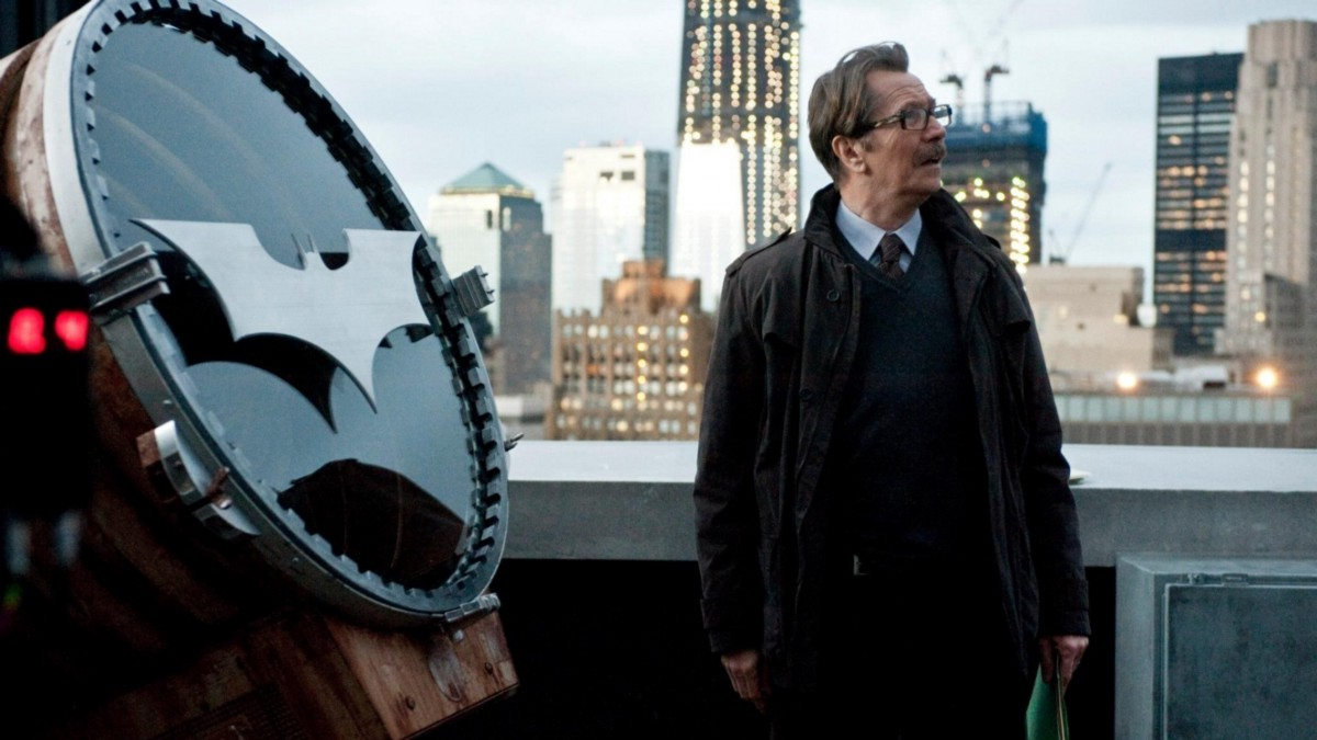 Gary Oldman James Gordon