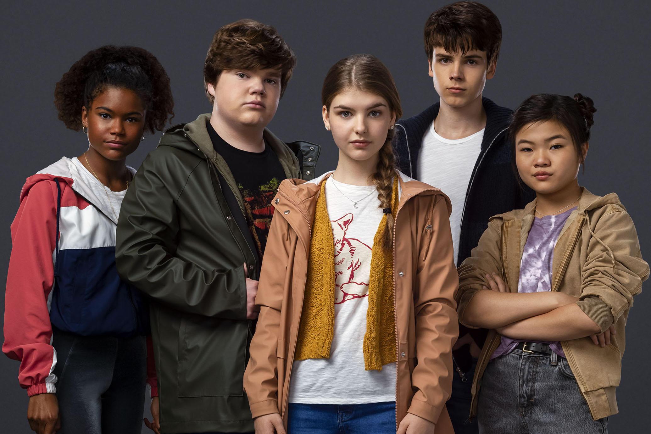 El reboot de Nickelodeon Are You Afraid of the Dark? libera tráiler completo
