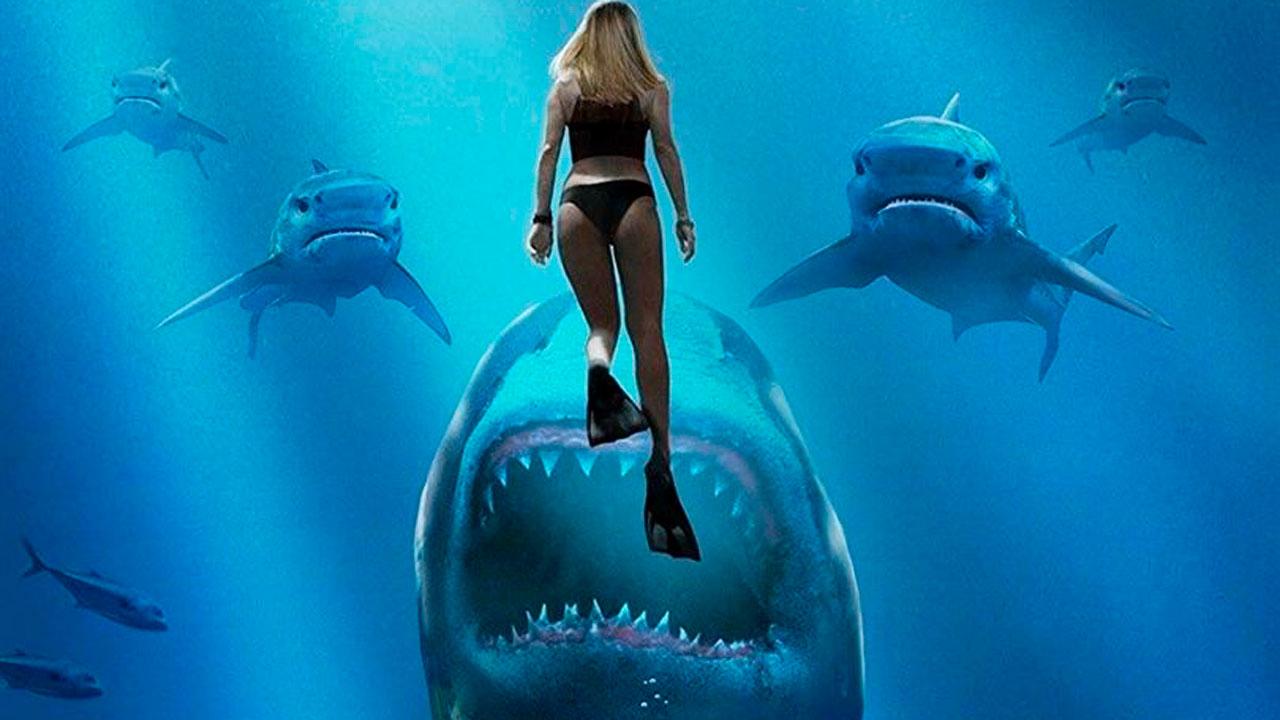 Netflix desarrolla la película Deep Blue Sea 3