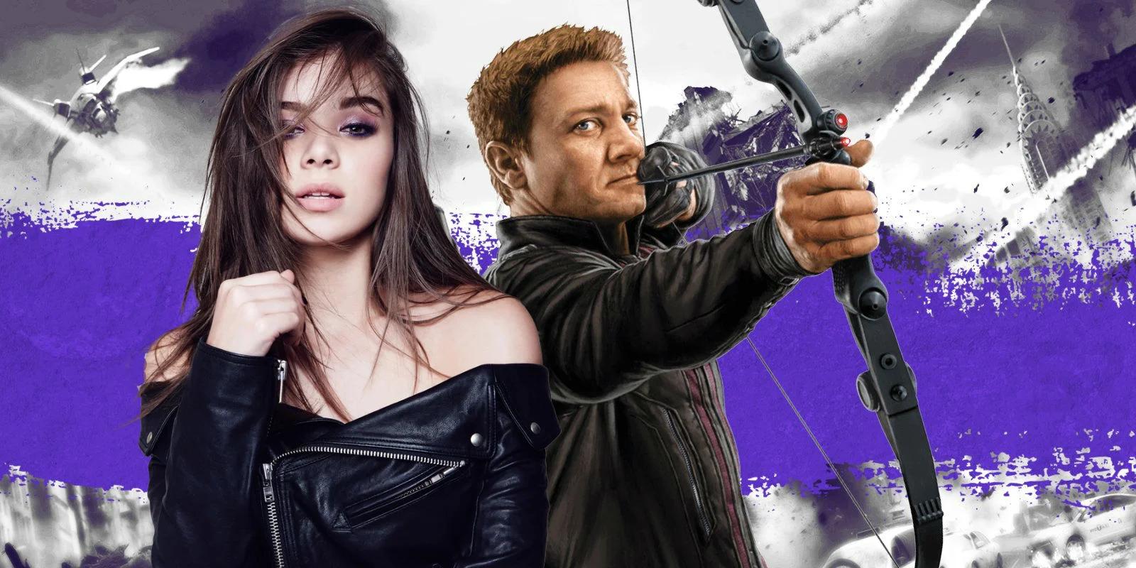 La serie Hawkeye de Disney+ ofrece a Hailee Steinfeld rol como Kate Bishop