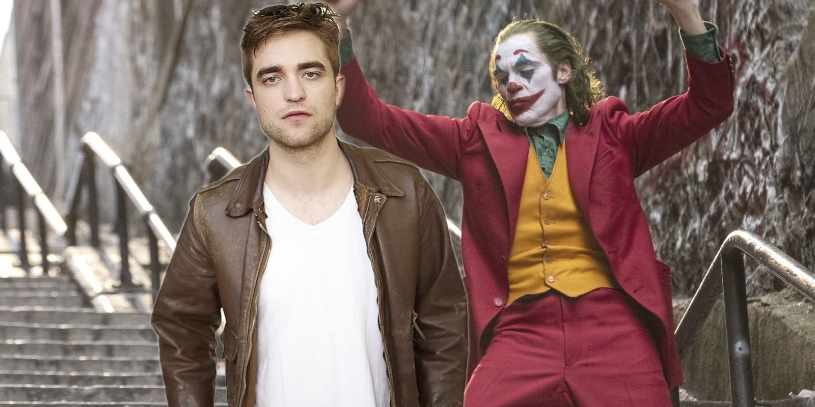 El Joker de Joaquin Phoenix no conocerá al Batman de Robert Pattinson